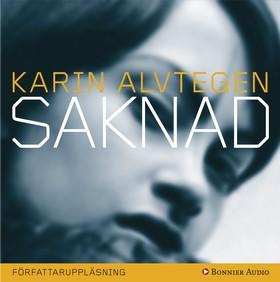E-bok Saknad av Karin Alvtegen