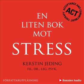 Ljudbok 1 CD mot stress av Kerstin Jeding