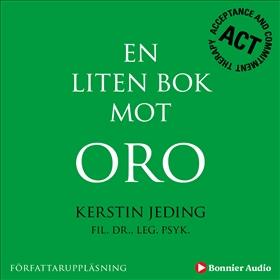 Ljudbok 1 CD mot oro av Kerstin Jeding