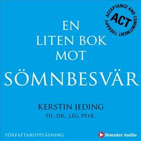 Ljudbok 1 CD mot sömnbesvär av Kerstin Jeding
