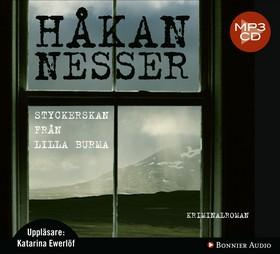 Ljudbok Styckerskan från Lilla Burma av Håkan Nesser