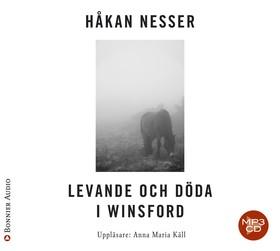 Ljudbok Levande och döda i Winsford av Håkan Nesser