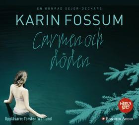 Ljudbok Carmen och döden av Karin Fossum