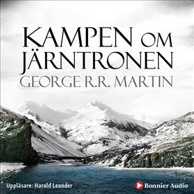 Ljudbok Game of thrones - Kampen om Järntronen av George R. R. Martin