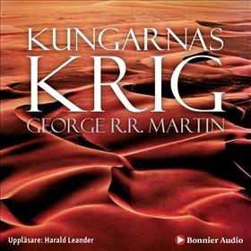 Ljudbok Game of thrones - Kungarnas krig av George R. R. Martin