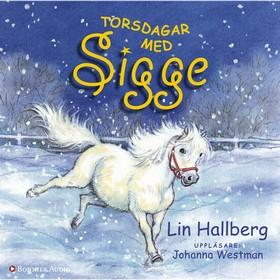 Ljudbok Torsdagar med Sigge av Lin Hallberg