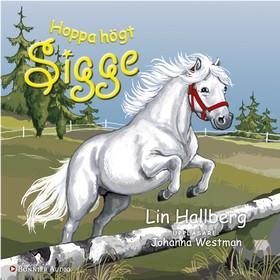 Ljudbok Hoppa högt Sigge av Lin Hallberg