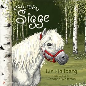 Ljudbok Äntligen Sigge  av Lin Hallberg