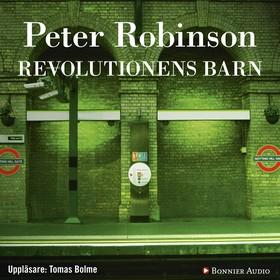 Ljudbok Revolutionens barn av Peter Robinson