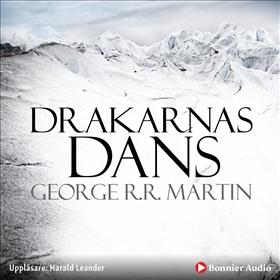 Ljudbok Game of thrones - Drakarnas dans  av George R. R. Martin