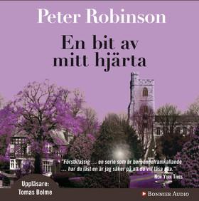 Ljudbok En bit av mitt hjärta av Peter Robinson