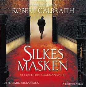 Ljudbok Silkesmasken av Robert Galbraith