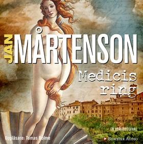 Ljudbok Medicis ring  av Jan Mårtenson