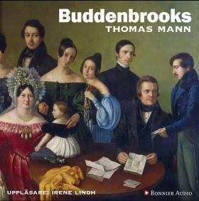 Ljudbok Buddenbrooks av Thomas Mann