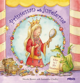 Prinsessan och juvelerna av Nicola Baxter