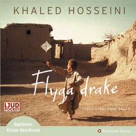 Ljudbok Flyga drake av Khaled Hosseini