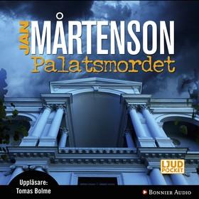 Ljudbok Palatsmordet av Jan Mårtenson