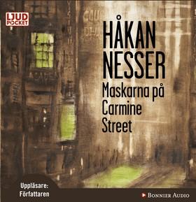 Ljudbok Maskarna på Carmine Street av Håkan Nesser