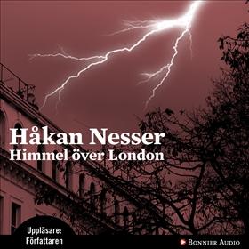 Ljudbok Himmel över London av Håkan Nesser
