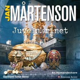Ljudbok Juvelskrinet av Jan Mårtenson