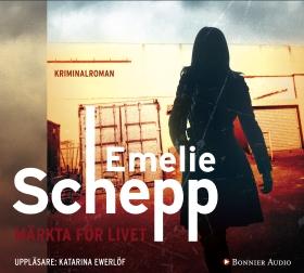Ljudbok Märkta för livet av Emelie Schepp
