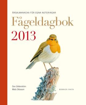 Fågeldagbok 2013