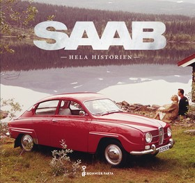 SAAB Hela historien