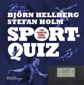 Sportquiz : 2500 frågor för hemmaexperten av Björn Hellberg