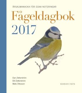Fågeldagbok 2017