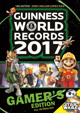 Guinness World Records 2017 - Gamer´s Edition