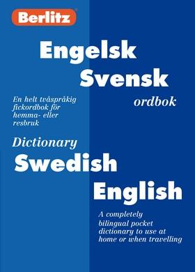 Fickordbok Engelsk-Svensk av  Berlitz