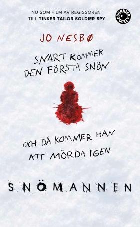 Snömannen av Jo Nesbø