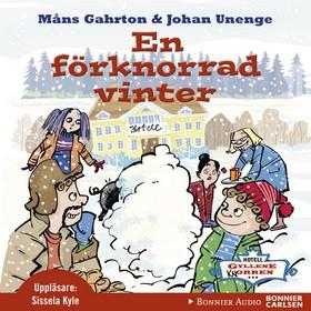 Ljudbok En förknorrad vinter av Måns Gahrton