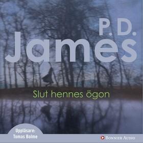 Ljudbok Slut hennes ögon av P.D. James