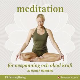 Ljudbok Meditation av Ulrica Norberg