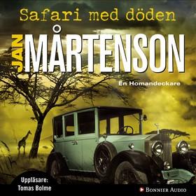 Ljudbok Safari med döden av Jan Mårtenson