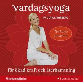 Ljudbok Vardagsyoga av Ulrica Norberg