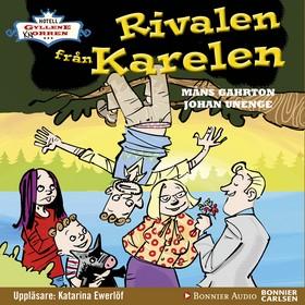 Ljudbok Rivalen från Karelen av Måns Gahrton