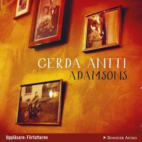 Ljudbok Adamsons av Gerda Antti