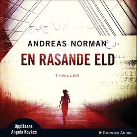 Ljudbok En rasande eld av Andreas Norman