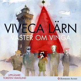 Ljudbok Väster om Vinga av Viveca Lärn