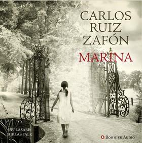 Ljudbok Marina av Carlos Ruiz Zafón