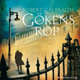 Ljudbok Gökens rop av Robert Galbraith