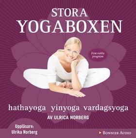 Ljudbok Stora yogaboxen av Ulrica Norberg
