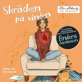 Ljudbok Skräcken på vinden av Anders Jacobsson