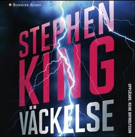 Ljudbok Väckelse av Stephen King
