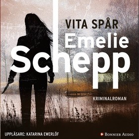 Ljudbok Vita spår av Emelie Schepp