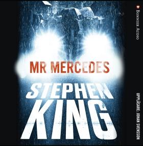 Ljudbok Mr Mercedes av Stephen King