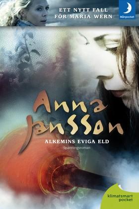 Alkemins eviga eld av Anna Jansson