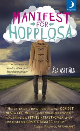 Manifest för hopplösa av Åsa Asptjärn